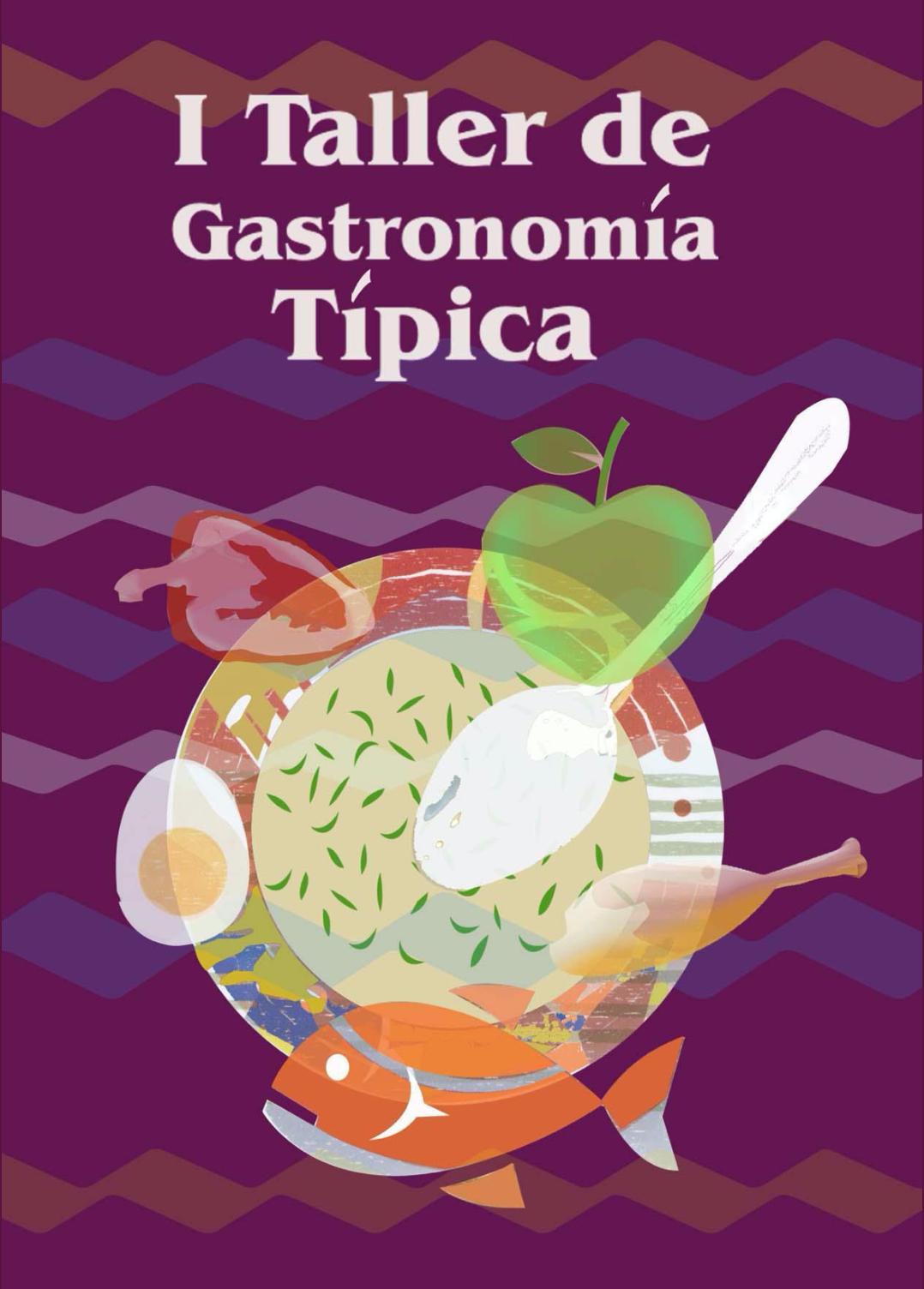 Primer taller de gastronomía típica de Lucena